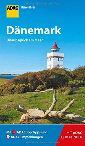 ADAC Reiseführer Dänemark: Der Kompakte mit den ADAC Top Tipps und cleveren Klappkarten