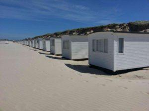 Strandhütten Jammerbucht