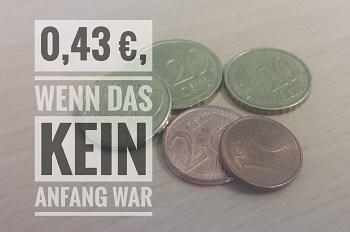 der erste Cent