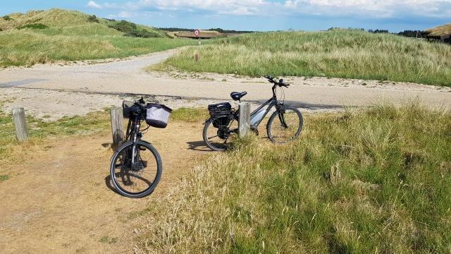 Fahrradtour Dänemark