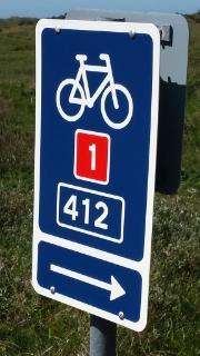 Fahrradroute Dänemark 1