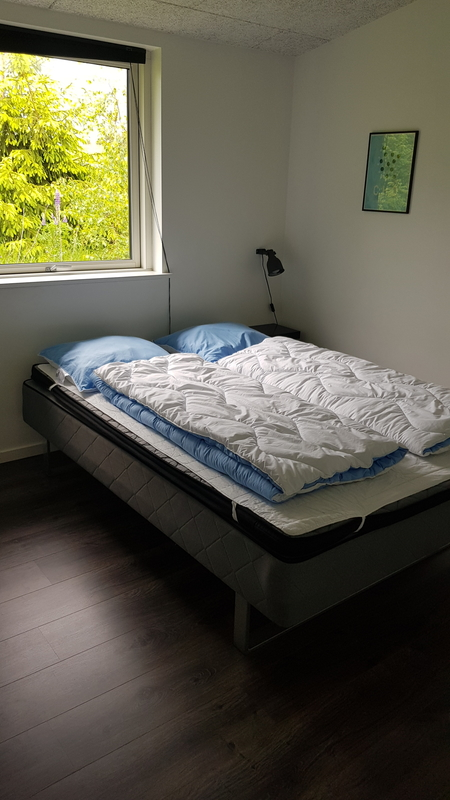 schlafzimmer 2 ferienhaus dänemark